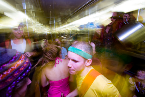 Subway Party