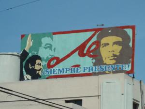 Poster of Ernesto Guevera