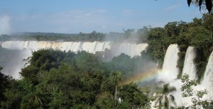 Iguazu Falls to the End of the World