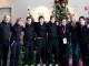 Team photo from the world cup in Salt Lake City. L-R: Harry, Rogina, Daniel, Sophie, Josh, Desly, Marie, Daniel