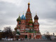 St Basil's Cathedral at Red Square