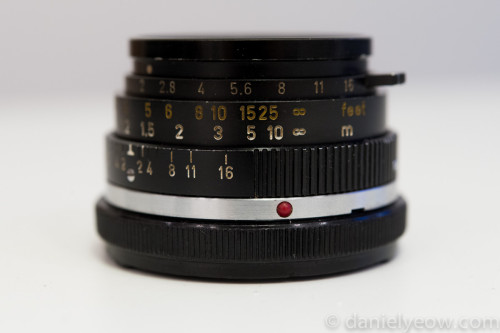 Leica Summicron 35mm f/2