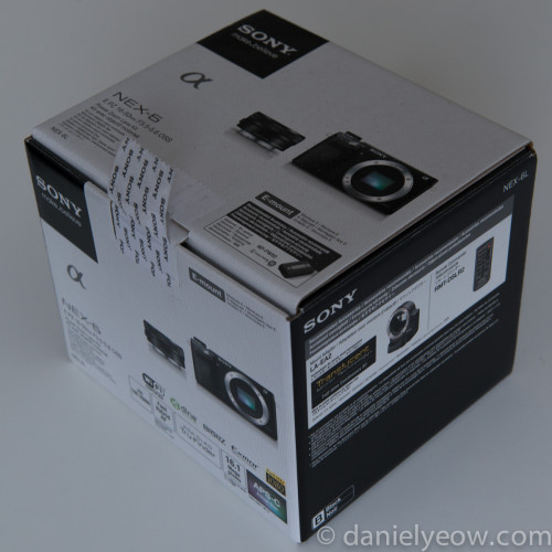 For Sale: Sony NEX-6