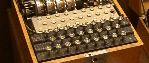 Four-rotor-enigma