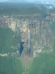 Angel Falls, the worlds tallest