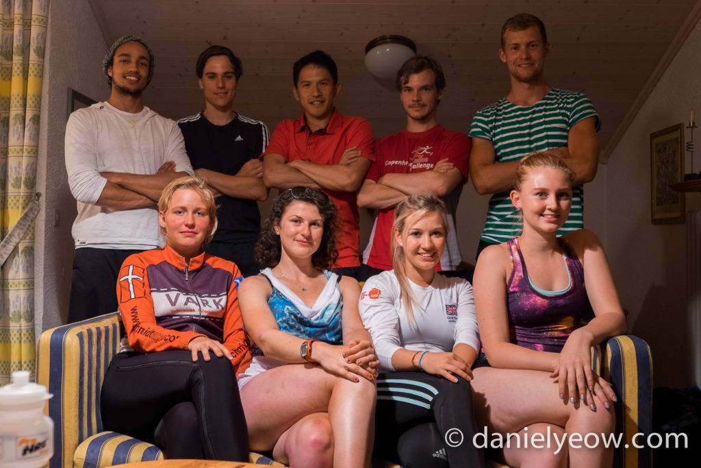 Yeowie's 2015 Inzell Summer Ice Camp