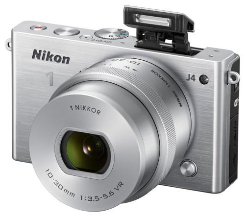Nikon-J4-Silver